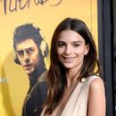 "Emily Ratajkowski attends the premiere of Warner Bros. Pictures' ""We Are Your Friends"" at TCL Chinese Theatre on August 20, 2015 in Hollywood, California"