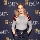 Emily Blunt – 'A Quiet Place' BAFTA Screening in New York - 454 x 539