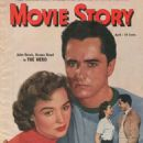 John Derek and Donna Reed - 454 x 605