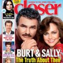 Burt Reynolds, Sally Field - Closer Weekly Magazine Cover [United States] (20 June 2016)