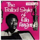 Ella Fitzgerald - The Ballad Style Of Ella Fitzgerald