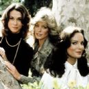 Farrah Fawcett, Kate Jackson and Jaclyn Smith in Charlie´s Angels (1976)