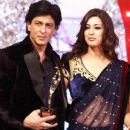 Shah Rukh Khan and Sonali Bendre