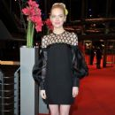 "Emma Stone: attended ""The Croods"" Premiere during the 63rd Berlinale International Film Festival at Berlinale Palast"