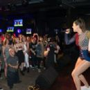 Kira Kosarin – Performs at InDaArcade Release Party - 454 x 303