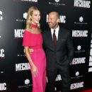 Rosie Huntington-Whiteley - 'Mechanic: Resurrection' Premiere in Los Angeles - 454 x 665
