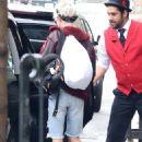 Cara Delevingne – Leaving her hotel in New York City