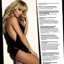 Melinda Bam FHM South Africa July 2013 - 454 x 597