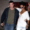 Rihanna - Having Fun At Night In New York City, 21. 5. 2009.