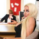 Nicolette Shea - Big Tits at Work - 454 x 681