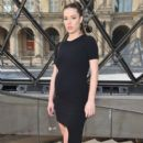 Adele Exarchopoulos- Louis Vuitton: Front Row - Paris Fashion Week Womenswear Fall/Winter 2017/2018 - 399 x 600