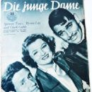 Spencer Tracy - Die Junge Dame Magazine Cover [Germany] (2 August 1938)