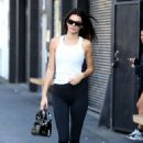 Kendall Jenner – Leaves a meeting in Los Angeles
