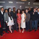Actress Jessica de Gouw attends WGN America's
