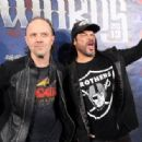 Lars Ulrich arrives for the fifth Metal Hammer Awards on September 13, 2013 in Berlin, Germany