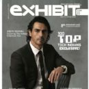 Arjun Rampal - Exhibit Magazine Pictorial [India] (17 May 2013) - 403 x 550