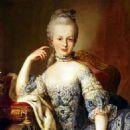 Marie Antoinette at age 12 by Martin van Meytens, 1767