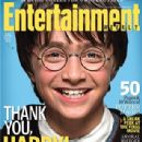 Daniel Radcliffe - Entertainment Weekly Magazine Cover [United States] (8 July 2011)