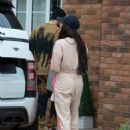 Marnie Simpson – Arriving home in Bedfordshire