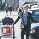 Ashley Greene – Shopping for some grocery in Beverly Hills - 454 x 379