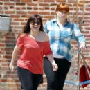 Kelly Clarkson  in Los Angeles