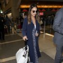 Jessica Alba – Arrives at LAX Airport in Los Angeles