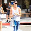 Derek Hough enjoys some solo shopping in Beverly Hills, California on September 9, 2015 - 435 x 600