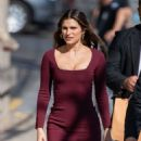 Lake Bell – Arrives at Jimmy Kimmel Live in Los Angeles