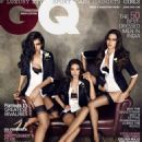 Screen Sirens GQ India June 2012 - 454 x 587