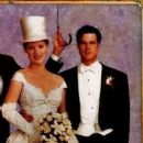 Molly Ringwald and Dylan Walsh