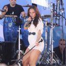 Alicia Keys - Good Morning America - 25 June 2010