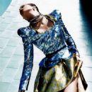 Eniko Mihalik Vogue Magazine Pictorial August 2009 China