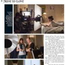 Fifty Shades of Grey in American Cinematographer Magazine (March 2015)
