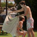 df2eaa6702 Ivanka Trump: Sardinia Bikini Babe - FamousFix