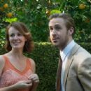 Rosemarie DeWitt and Ryan Gosling in La La Land (2016)
