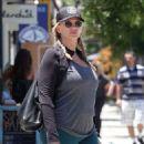 Natasha Henstridge – Shopping in Los Angeles - 454 x 623