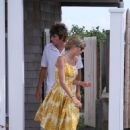Taylor Swift: out in Hyannis Port