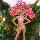 Belén Alderete- Miss Universe 2018- National Costume Competition - 454 x 568