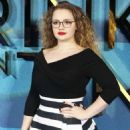 Carrie Fletcher – 'A Wrinkle In Time' Premiere in London - 454 x 599