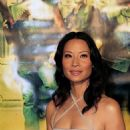 Lucy Liu at the LA premiere of New Line Cinema's Domino