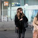 Kate Beckinsale – Arrives at Charles de Gaulle Airport in Paris