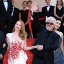 Jessica Chastain – Closing Ceremony of the 70th annual Cannes Film Festival in Cannes - 454 x 502