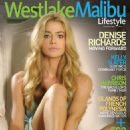 Denise Richards - Westlake Malibu Lifestyle Magazine Cover [United States] (August 2009)