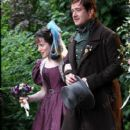Matthew MacFadyen and Claire Foy