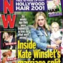 Kate Winslet - New Weekly Magazine Cover [Australia] (2 September 2001)