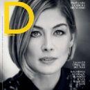 Rosamund Pike – D la Repubblica Magazine (February 2018) - 454 x 587