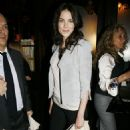 Michelle Monaghan - The Topshop/Topman Launch Dinner - Balthazar In New York City 2009-03-31