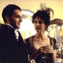 Jonny Lee Miller and Embeth Davidtz