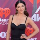 Jessica Szohr attends the 2019 iHeartRadio Music Awards which broadcasted live on FOX at Microsoft Theater on March 14, 2019 in Los Angeles, California - 454 x 616
