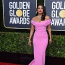 Priyanka Chopra wears Cristina Ottaviano dress : 77th Annual Golden Globe Awards